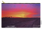 Loxley Al Sunset Dec 2013 I Carry-all Pouch