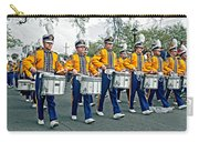 Lsu Marching Band Carry-all Pouch by Steve Harrington