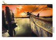 Lsu Shrimp Boat Carry-all Pouch