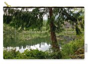 Lush Green At Starvation Lake Carry-all Pouch
