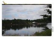 Lubec Channel Scenic View Carry-all Pouch