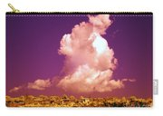 Lubriano, Italy, Infrared Photo Carry-all Pouch