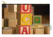 Lucas - Alphabet Blocks Carry-all Pouch