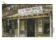 Luckenbach Carry-all Pouch