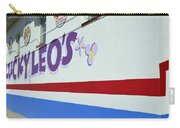 Lucky Leo's Carry-all Pouch