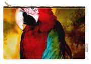 Lucky Look Bird Carry-all Pouch