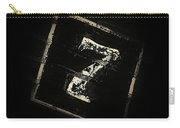 Lucky Number Seven Carry-all Pouch