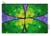 Lucky One Carry-all Pouch by Sharon Cummings