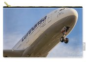 Lufthansa Airbus A-380 Carry-all Pouch