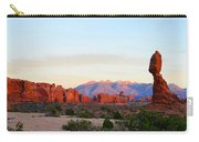 A Sandstone Landscape Carry-all Pouch