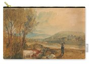 Lulworth Castle Carry-all Pouch