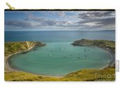 Lulworth Cove Evening Carry-all Pouch