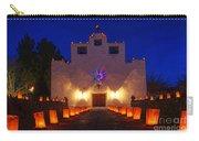Luminaria Saint Francis De Paula Mission Carry-all Pouch