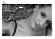 Luminescent - Self Portrait  Carry-all Pouch