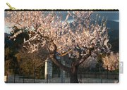 Luminous Almond Tree Carry-all Pouch