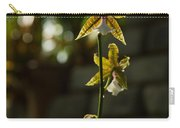 Luminous Chain Of Orchids Carry-all Pouch
