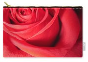 Luminous Red Rose 6 Carry-all Pouch