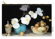 Luminous Watercolor Orchids Carry-all Pouch