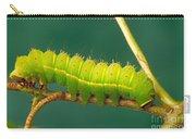 Luna Moth Caterpillar Carry-all Pouch