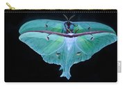 Luna Moth Mirrored Carry-all Pouch