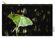 Luna Moth On Tree Carry-all Pouch