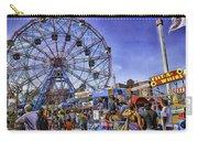 Luna Park 2013 - Coney Island - Brooklyn - New York Carry-all Pouch