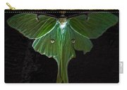 Lunar Moth Carry-all Pouch