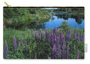 Lupin And Lake-v Carry-all Pouch