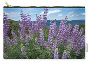 Lupine Blooms Of Bald Hills Carry-all Pouch