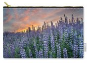 Lupine Dawn Carry-all Pouch