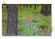 Lupine Forest Carry-all Pouch