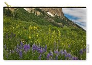 Lupines On The Hillside Carry-all Pouch