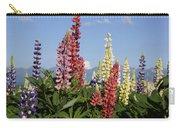 Lupinus Flowers Hokkaido Japan Carry-all Pouch