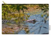 Lurking Gator Carry-all Pouch