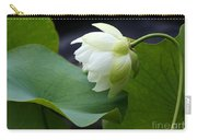 Luscious Lotus Carry-all Pouch