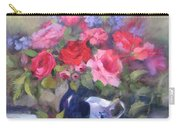 Luscious Roses Carry-all Pouch