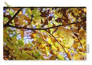 Lush Autumn Tree Carry-all Pouch
