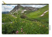 Lush Colorado Summer Landscape Carry-all Pouch