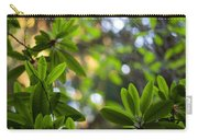 Lush Rhododendron Forest Carry-all Pouch