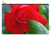 Luss Rose Carry-all Pouch