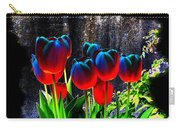 Lustrous Tulips Carry-all Pouch