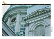 Lutheran Cathedral Of Helsinki-finland Carry-all Pouch