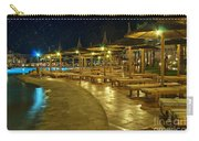 Luxury Hotel At Night Carry-all Pouch