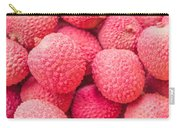 Lychee Carry-all Pouch