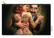 Lydia The Tattooed Lady Carry-all Pouch