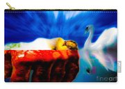 Lying In Blood Of Love Carry-all Pouch