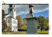 Lyme New Hampshire Carry-all Pouch