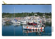 Lyme Regis Harbour On A July Morning Carry-all Pouch