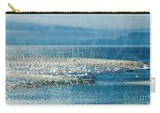 Lyme Regis Under Glass Carry-all Pouch