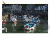 Lynmouth Harbour Devon Carry-all Pouch